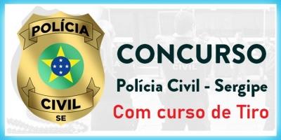 PC SERGIPE (COM CURSO DE TIRO)