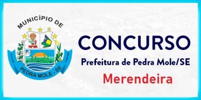 PEDRA MOLE - MERENDEIRA