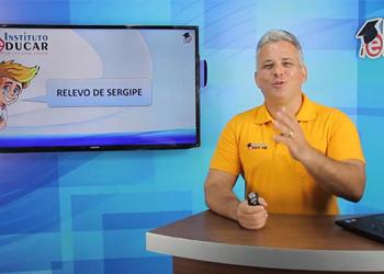 Videoaula de Geografia de Sergipe